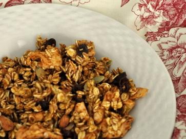 Pumpkin Granola (Serious Eats)