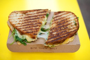 Melt Shop Grilled Cheese