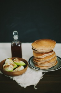 apple cider pancake recipe-2