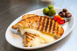 Beecher's Grilled Cheese