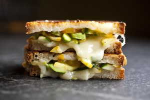 The Morris Truck Grilled Cheese