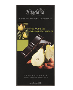 Bittersweet Chocolate with Almonds