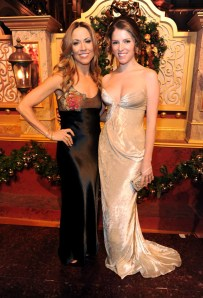 Anna Kendrick and Sheryl Crow