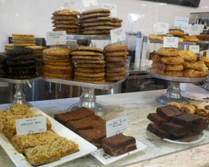 Dean and Deluca Baked Goods via Amy Nichols Special Events Blog