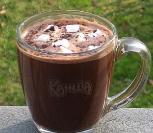 Hot Chocolate Alcohol