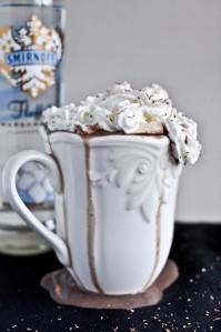 Grown Up Hot Chocolate