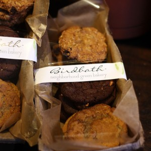 Birdbath Cookies via Foodspotting